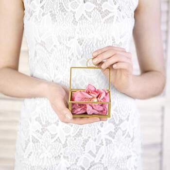 Porta Anillos Cofre- Compra en The Wedding Shop