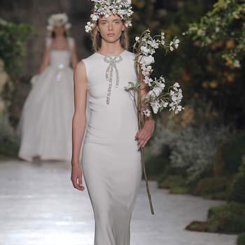 Créditos: Reem Acra. Barcelona Bridal Fashion Week