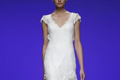 Vestidos de novia Cymbeline 2016: unión de vanguardia y tradición