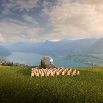 Villa Honegg in Lucerne. Photo: Dominik Bauer Photography