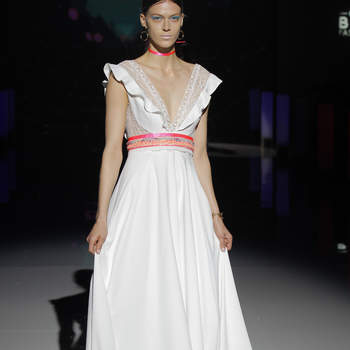Marylise by Rembo Styling - Credits: Barcelona Bridal Fashion Week