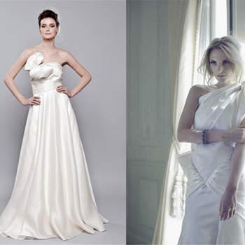Que noiva romântica não sonha com um lindo laço no seu vestido? Inspire-se nestes modelos!