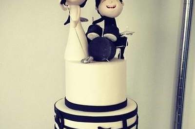 Decoração romântica para o seu casamento inspirada na música