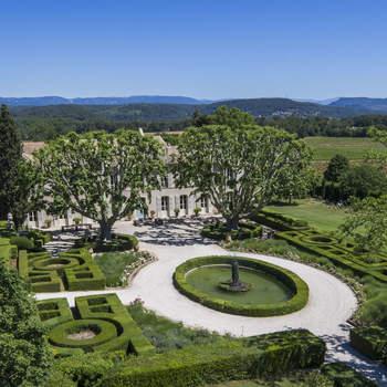 Photo : Château Sainte Roseline - L'un des plus beaux domaines du Var niché en plein cœur de la région Provence-Alpes-Côtes-d'Azur.