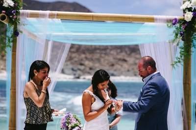 ¿Cómo decorar un matrimonio en la playa? ¡Disfruta de dar el sí acepto frente al mar!