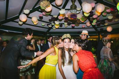 So wird das Treffen von Braut und Brautjungfern vor der Hochzeit ein voller Erfolg!