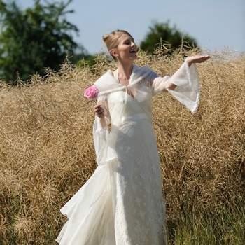 Robe de mariée Catherine Varnier - Modèle Crystal