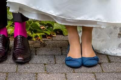 Keep your shoes on! Adorable wedding worthy flats to keep you stylish and comfortable