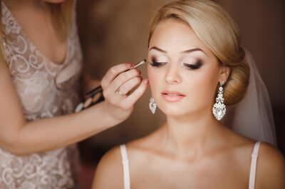 5 błędów, które można popełnić wykonując makijaż ślubny