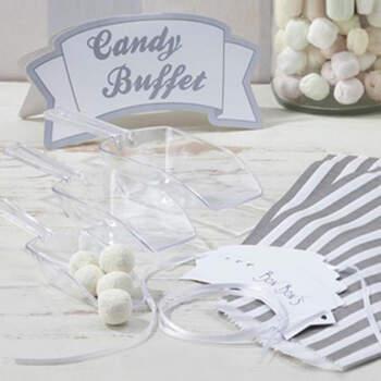 "Kit para mesas dulces ""Candy Buffet"" - Compra en The Wedding Shop"