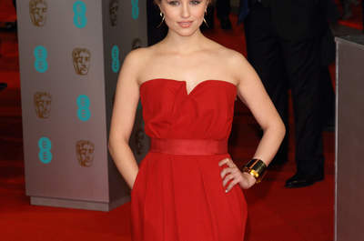 Award winning looks from the 2015 BAFTAs