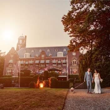 De happily ever after Real Wedding van Selena en Sebastiaan   Foto: WeddingStudios