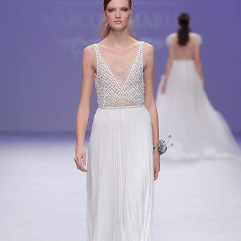 Marco _ María. Credits_ Barcelona Bridal Fashion Week