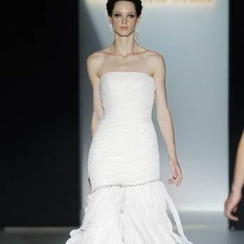 A coleção Cabotine 2013, de Gema Nicolás, tem detalhes lindos como característica. Românticos, inspire-se nestes belos modelos!