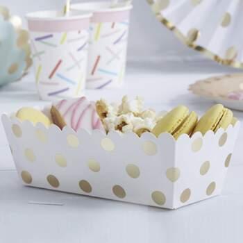 Plateaux Pour Candy Bar 5 Piéces - Achetez sur The Wedding Shop !
