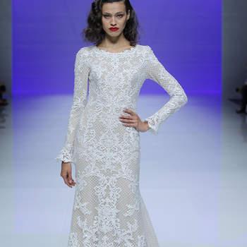 Photo : Maggie Sottero. Credits_ Barcelona Bridal Fashion Week