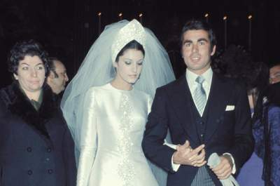 20 vestidos de novia que recordaremos siempre: mujeres que lucieron un look sorprendente