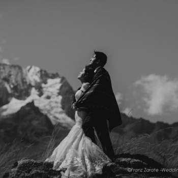 Créditos: Franz Zarate Wedding Photographer