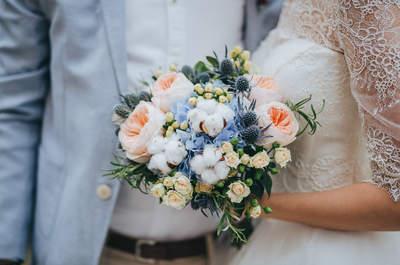 ¿Cómo elegir el ramo de novia perfecto? ¡Ocho factores a tener en cuenta!