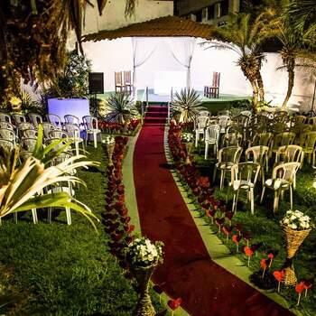 Casarão do Paraíso Festas e Eventos   Foto: Divulgação