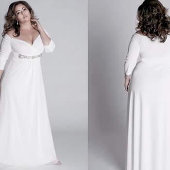Encontrar o vestido de noiva ideal não é tarefa fácil, ainda mais quando precisamos de um que seja em tamanho maior. Por isto, veja estes lindos modelos e inspire-se para ter o vestido que mais se adapte ao seu corpo e claro, ao seu estilo!