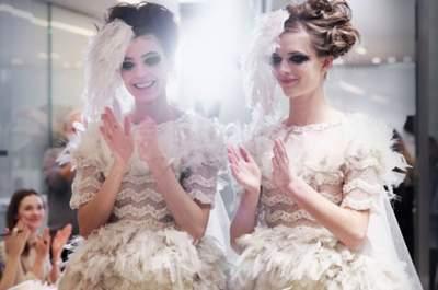 5 extravagante Brautkleider für eine außergewöhnliche Hochzeit!