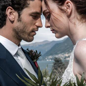 Shooting: Davide Bonaiti   Location: Hotel Hilton sul lago di Como   Allestimento: White Emotion