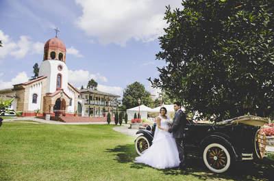 Iglesias para casarse en Medellín: ¡Las 5 mejores para tu boda!