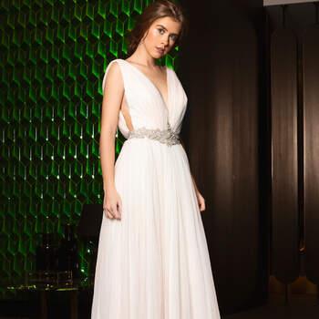 Créditos: Atelier Gio Rodrigues | Coleção 2020 | Modelo do vestido: Teri