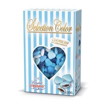 Coeurs Nuancés Bleu 500g - Achetez sur The Wedding Shop !