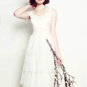 Esteja linda no seu casamento com um belo vestido no estilo boêmio!