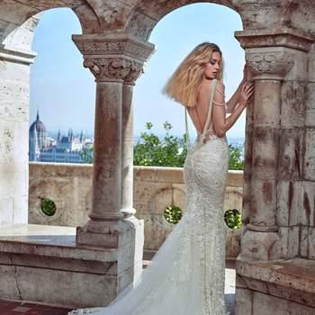 Foto: Modelo Delphine de Galia Lahav Haute Couture