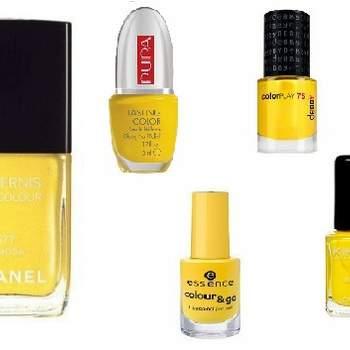 Chanel Le Vernis couleur mimosa, Pupa, Debby, Essence et Kiko