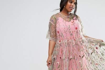 Vestidos de fiesta talla grande: más de 20 modelos a los que no podrás resistirte