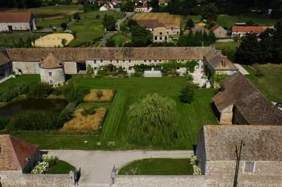 Privatisez entièrement le Domaine de Mauvoisin pour un mariage comme à la maison !