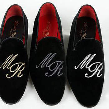 Slippers personalizados. Credits: Jesús Cánovas