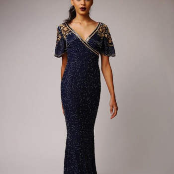 Madge Dress. Credits: Virgos Lounge