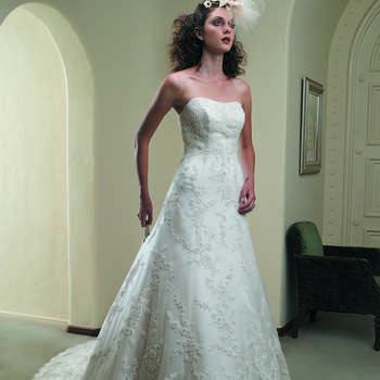 Año 2005. Credits: Casablanca Bridal