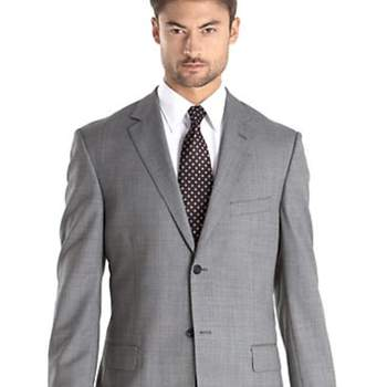 Foto de Traje Pronto Uomo color gris claro, $799.99USD