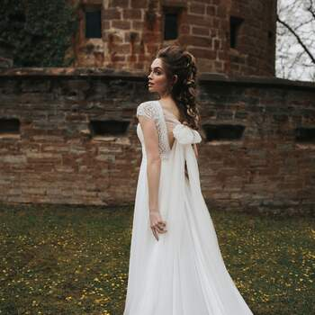 Credits: Allure Bridals Disney Fairy Tale
