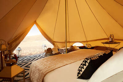 Un voyage de noces inoubliable : Dîner en amoureux dans le désert d'Oman, partir en safari en Tanzanie ou bronzer sur les plages de La Barbade