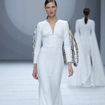 Créditos: Isabel Sanchis | Barcelona Bridal Fashion Week