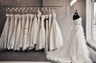 10 choses à prendre en compte si l'on achète sa robe de mariée sur Internet