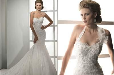 Die schönsten Entwürfe von Sottero und Midgley: Brautkleider, von denen jede Braut träumt