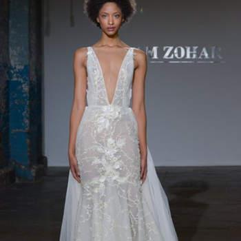 Adam Zohar. Credits Barcelona Bridal Fashion Week