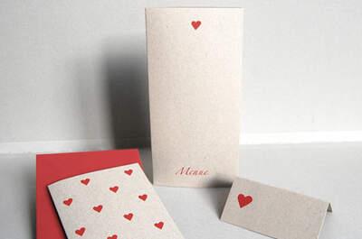 Drucksachen von Kettcards.de für die Hochzeit – entworfen von Künstlern, Fotografen und Designern