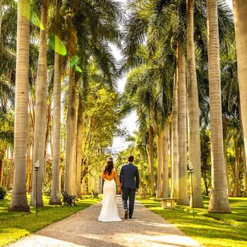 Anna & Mike's Wedding Hacienda San Gabriel