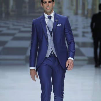 Ramón Sanjurjo. Credits: Barcelona Bridal Fashion Week