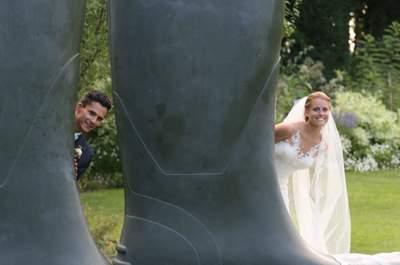Le mariage parfait d'Anaïs et Nicolas dans un superbe château d'Indre-et-Loire