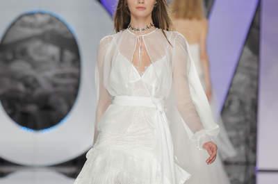Brautmode für schlanke Frauen: Tolle Inspirationen für Ihre Traumhochzeit